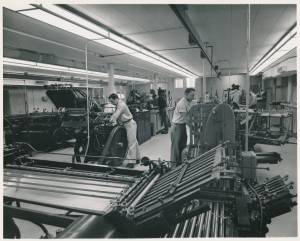 Print Shop 1950